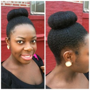 Best 10 Easy Hairstyles For Natural Women