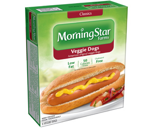 Does Walmart Have Morningstar Hot Dogs